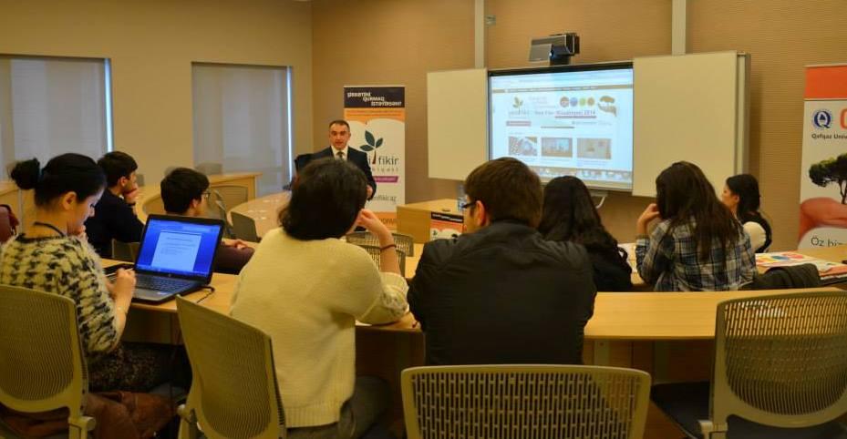 Azərbaycan Diplomatiya Akademiyasında YFM-nin təqdimatı keçirildi