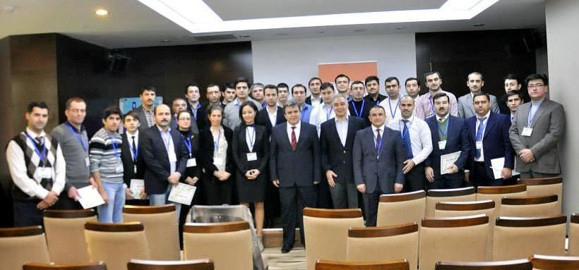 Qafqaz Universiteti Texnoparkının təşkilatçılığı ilə İNNOVASİYA seminarları keçirild