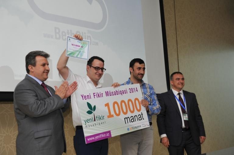 Yeni Fikir 2014 qalibi BethClip növbəti Toxum İnvestisiyasını Amerikanın Imperious Group investisiya şirkətindən aldı