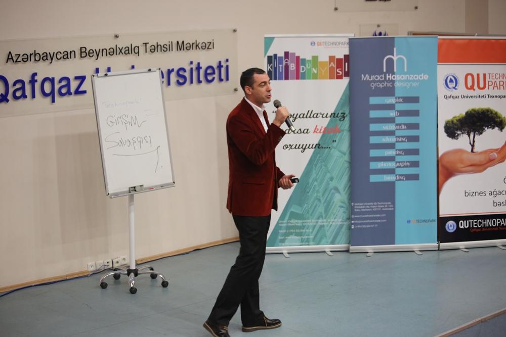 Berke Sarpaş YFM 2015 iştirakçıları ilə görüşdü