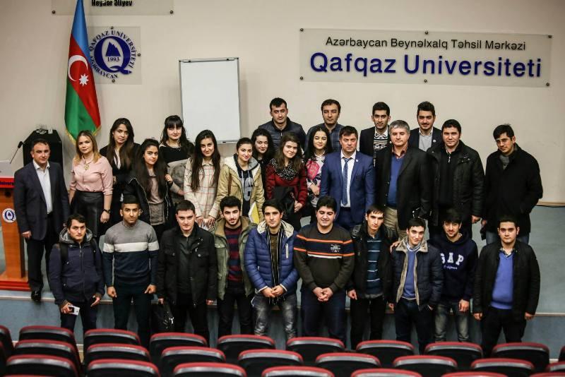 """QUTechnopark """"Sağlam qida və aşçılıq sənəti"""" seminarını keçirdi"""