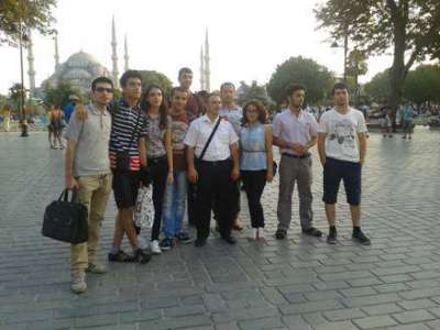Türkiyədə Texnopark Təcrübəsi Proqramı keçirilir.