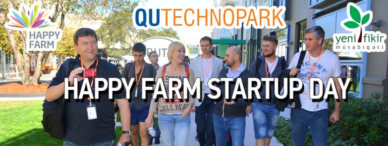Happy Farm Biznes İnkubatoru Qafqaz Universiteti Texnoparkında