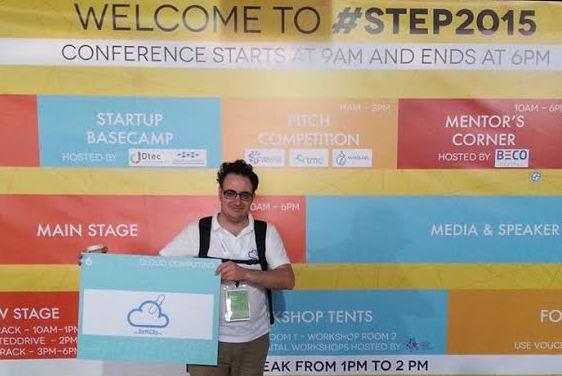 Bethclip Dubayda baş tutan Step Conference-da çıxış edib