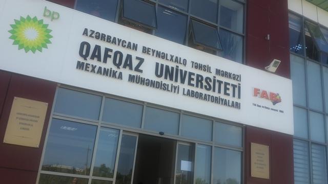 Uğurun sirləri - Qafqaz Universiteti