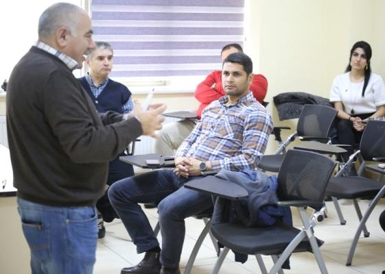 """""""Startap mühiti və onun inkişafı"""" seminarı"""
