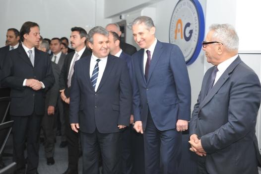 Koç Sistem Qafqaz Universitetində Tədqiqat Mərkəzi açıb