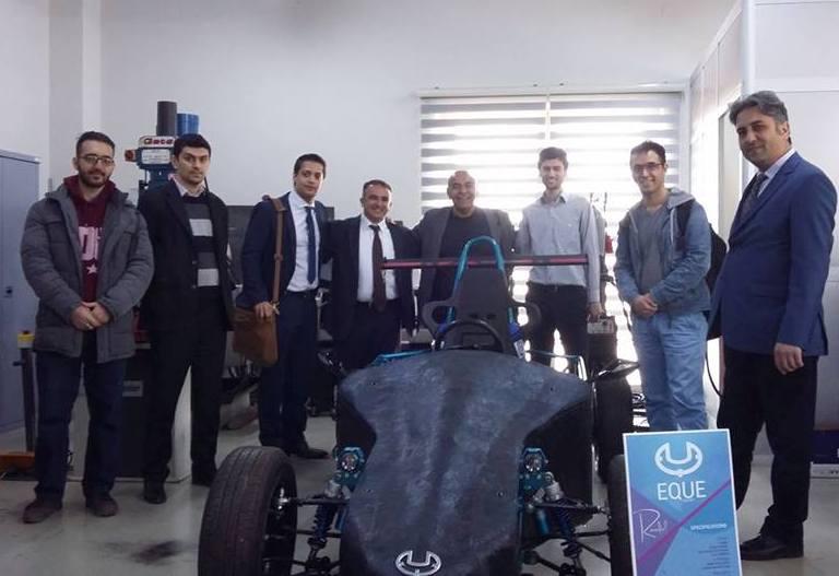 Məşhur mentor Kamran Elahian Bakı Mühəndislik Universitetində