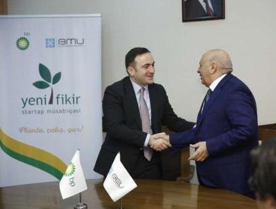 """""""Yeni Fikir"""" startap müsabiqəsi 6-cı dəfə keçirilir"""